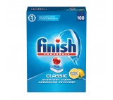 Finish Powerball Classic Lemon Dishwasher Tablets 100 pcs 1810g