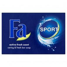 Fa Energizing Sport Bar Soap 90g