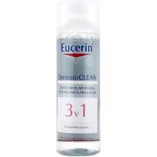 Eucerin DermatoCLEAN, čisticí micelární voda 3v1