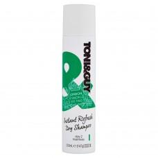 Toni&Guy Revitalizing Instant Refresh Dry Shampoo 250ml
