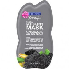 Freeman Cleansing Face Mask Charcoal & Black Sugar 15ml