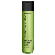 Matrix Regenerační stylingový šampon Total Results Texture Games