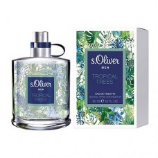 S.Oliver Tropical Trees - EDT