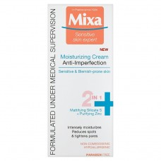 Mixa Sensitive Skin Expert Moisturizing Care 2v1 50ml
