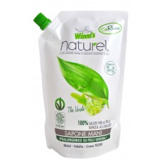 Winni's Naturel hypoalergenní tekuté mýdlo se zeleným čajem
