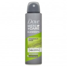 Dove Men+Care Elements Antiperspirant Spray for Men 150ml