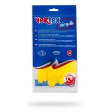 Vektex Simple rukavice úklidové, velikost M
