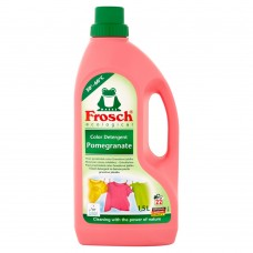 Frosch Ecological Color Detergent Pomegranate 22 Washes 1500ml
