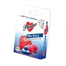 Pepino Mix Berry kondomy
