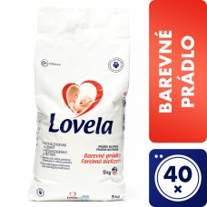 Lovela Color Laundry Washing Powder 40 Wash 5kg