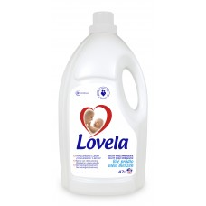 Lovela White Laundry Liquid Washing Product 50 Washes 4.7L