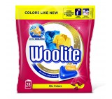 Woolite Mix Colors Gel Capsules for Washing the Colored Linen 28 Washes 616g