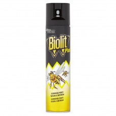 Biolit Plus Protection Against Wasps and Hornets 400ml