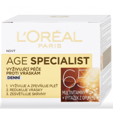 L'Oréal Paris Age Specialist 65+ Nourishing Daily Wrinkle Care 50ml