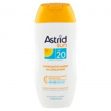 Astrid Sun Moisturizing Suncare Milk SPF 20 200ml